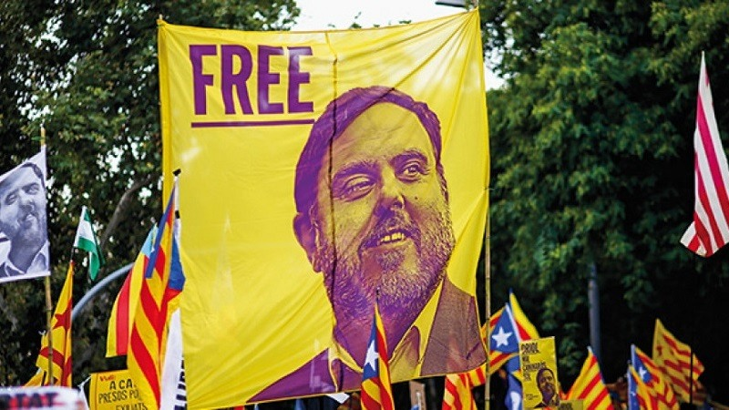 Juicio a los independentistas catalanes