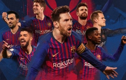 Cómo el FC Barcelona logró ocho títulos de Liga en once temporadas