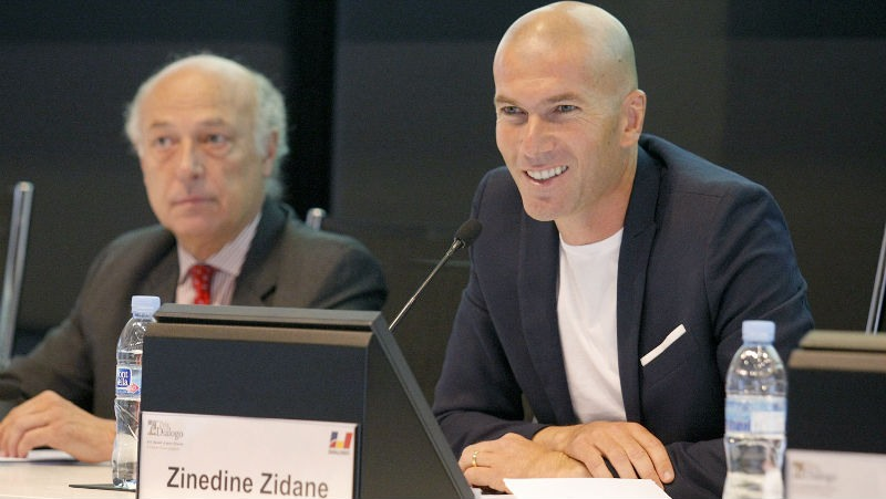 real madrid Zinedine Zidane
