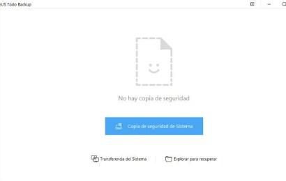 EaseUS Todo Backup Home: el software para hacer copias de seguridad de tus archivos