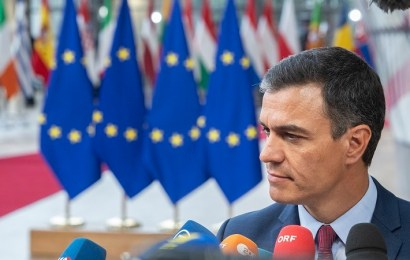 Pedro Sánchez impulsa una alianza de fuerzas europeístas y progresistas en la Unión Europea