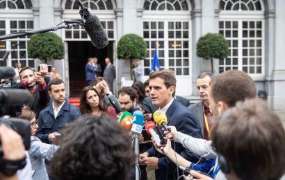 Rivera: 'Nunca antes un presidente de la nación española había pactado con Batasuna'