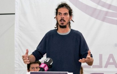 Iglesias aparta a Echenique de la Secretaría de Organización de Podemos y nombra a Alberto Rodríguez como sucesor