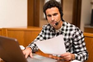 Centralita virtual trabajar desde casa