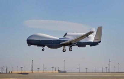 La Guardia Revolucionaria de Irán derriba un avión no tripulado estadounidense