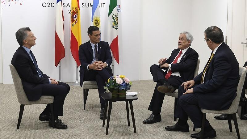 Pedro Sanchez G20 2019