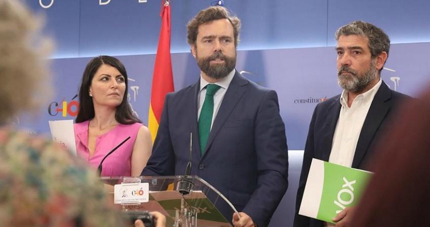 Vox da por rotas las negociaciones con el PP