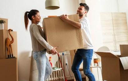 Cómo embalar los electrodomésticos para una mudanza