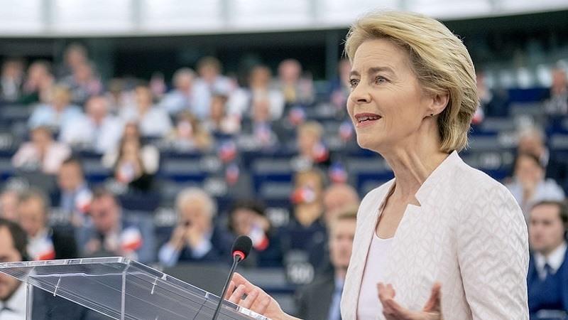 Ursula von der Leyen presidenta comision europea