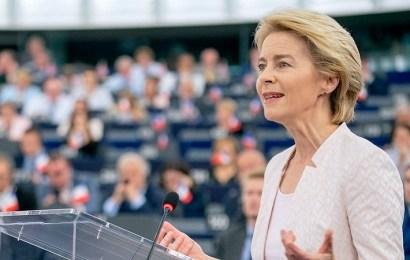 Ursula von der Leyen elegida primera presidenta de la comisión europea