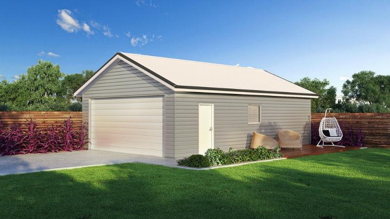 Construir un garaje prefabricado