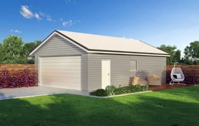 ¿Cómo construir un garaje prefabricado?