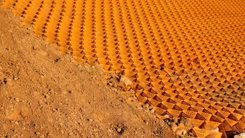 Geoceldas una solución versátil