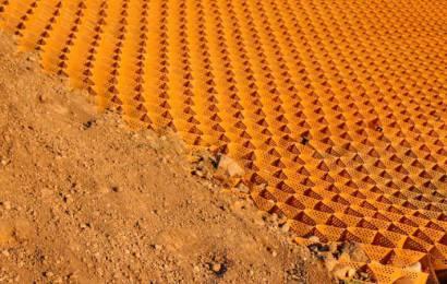 Geoceldas, una versátil solución