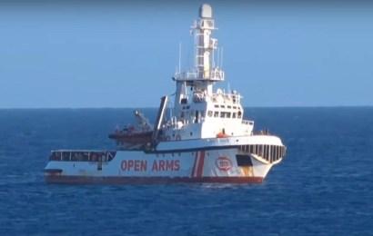 Paises aceptan migrantes Open Arms