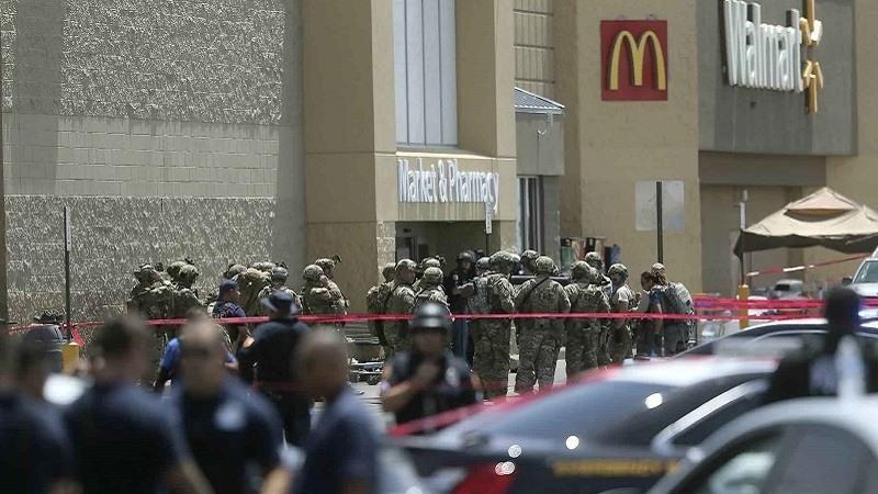 Estados Unidos: lo que sabemos de los tiroteos en Texas y Ohio