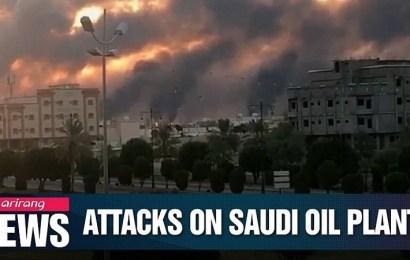 Estados Unidos está listo para responder de los ataques contra el petróleo saudí