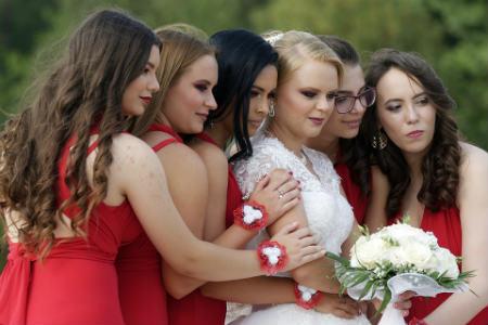 Elegir a las damas de honor