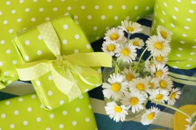 Flores y cumpleanos