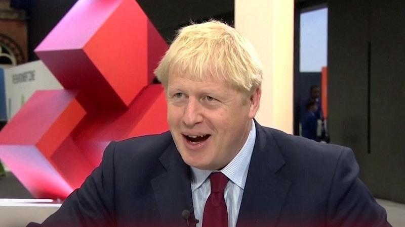 Boris Johnson Irlanda del Norte
