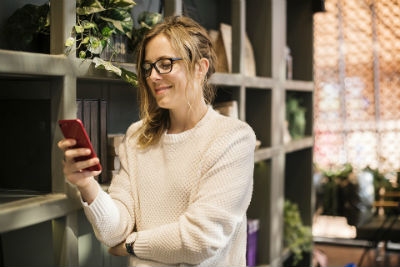 Chatear desde tu smartphone
