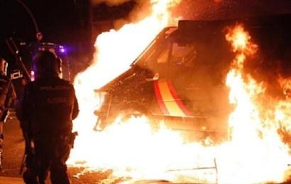 El alto coste para la economía catalana tras varios días de disturbios