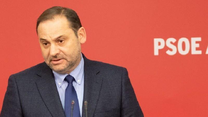 "Ábalos asegura que el Partido Socialista de Andalucía ""ya depuró las responsabilidades políticas"""