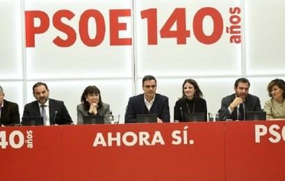 El PSOE consultará a su militancia el 23 de noviembre sobre el acuerdo de Gobierno con Unidas Podemos