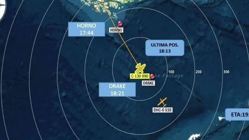 Desaparece avion chileno