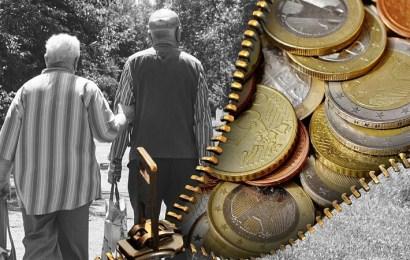 La Seguridad Social abona en diciembre 9.801.379 pensiones contributivas