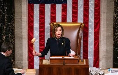 La Cámara de Representantes aprueba el 'impeachment' contra Trump