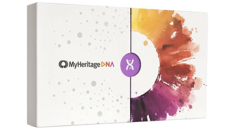 tests genéticos MyHeritage