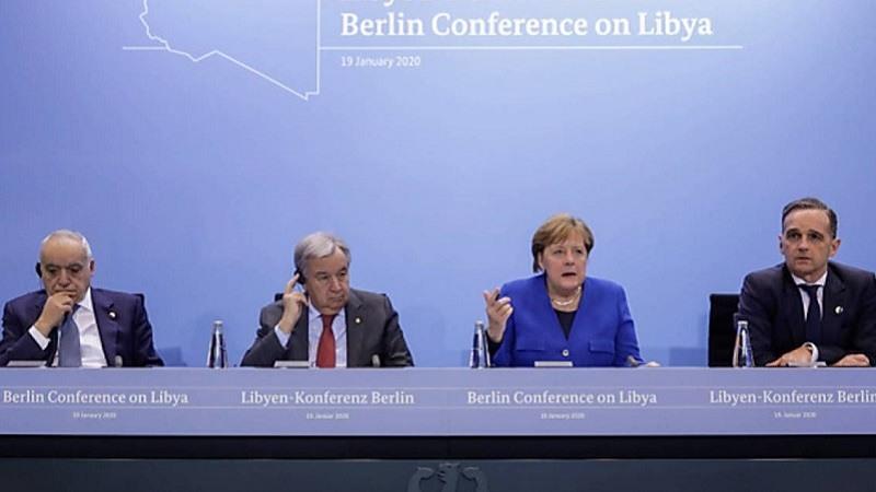Acuerdo Libia