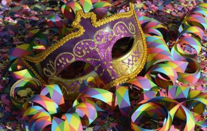 Organiza tu fiesta de carnaval desde ya