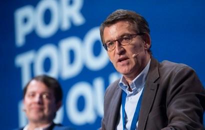El PP designa a Feijóo y Alonso como candidatos a las elecciones de Galicia y País Vasco