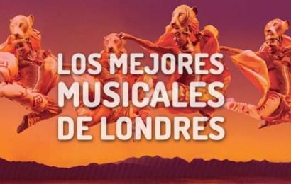 Los mejores musicales que podemos ver en Londres