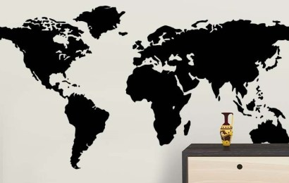 Descubre cómo cambiar tu pared con la decoración con vinilos decorativos