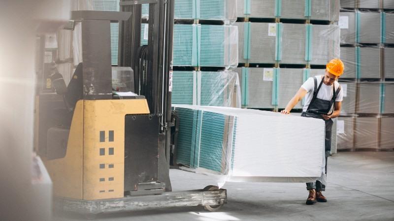 Transporte adecuado de materiales pesados