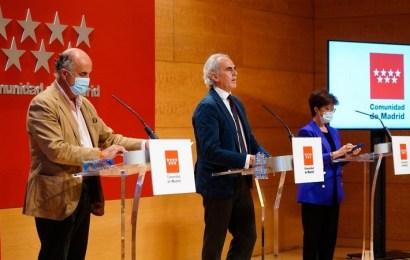 Madrid pide su reapertura al bajar la incidencia en 45 de las 46 zonas básicas de salud