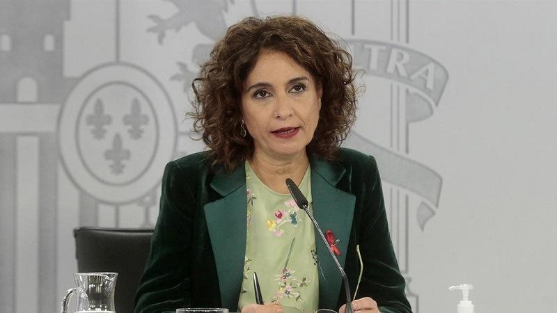 Ministra Hacienda