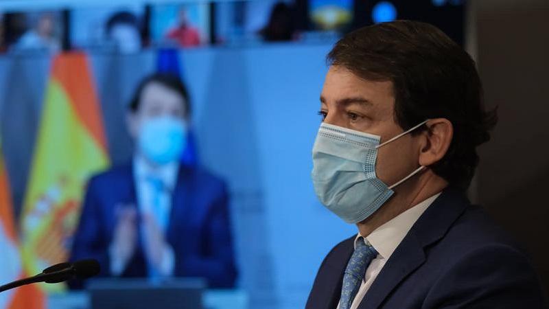El Gobierno recurre el toque de queda de Castilla y León a las 20 horas