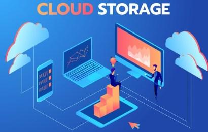 ¿Por qué usar una plataforma de Cloud Storage?