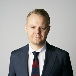 Foto på Björn Fägersten