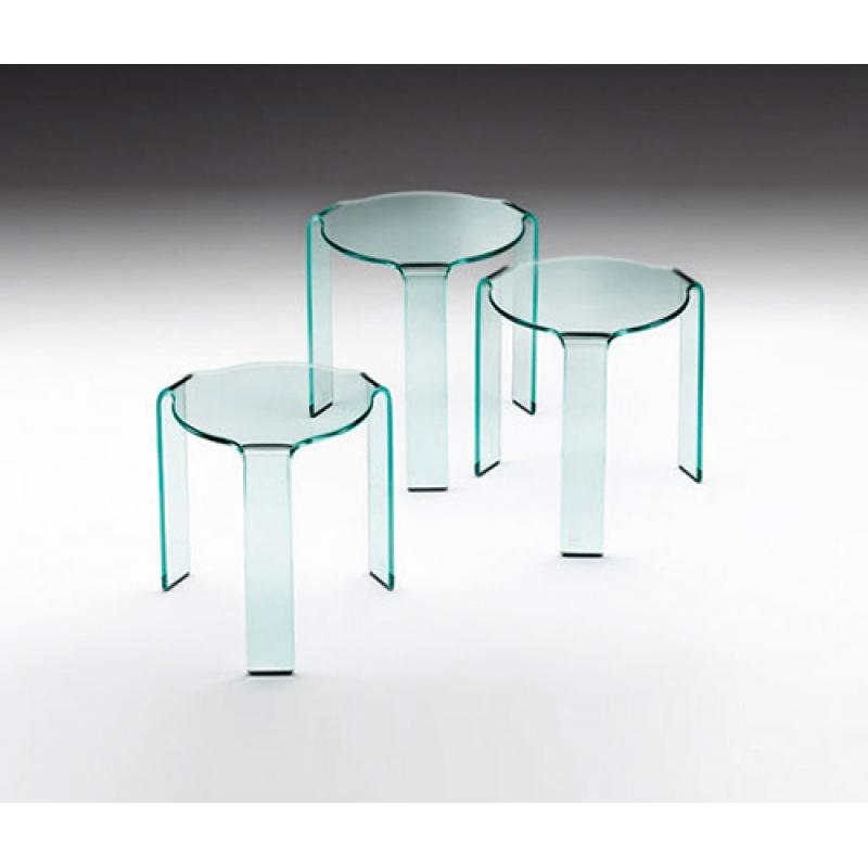Tavoli e ripiani in cristallo  Europan Glass