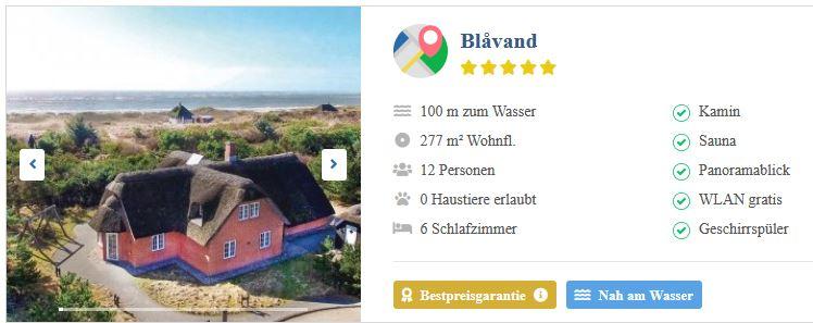Ferienhäuser-in-Dänemark