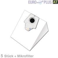 Staubsaugerbeutel Staubsauger EIO1600 AKA Baur Chromex ...