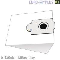 Filterbeutel Europlus EIO1602, Europlus EIO 1602 ...