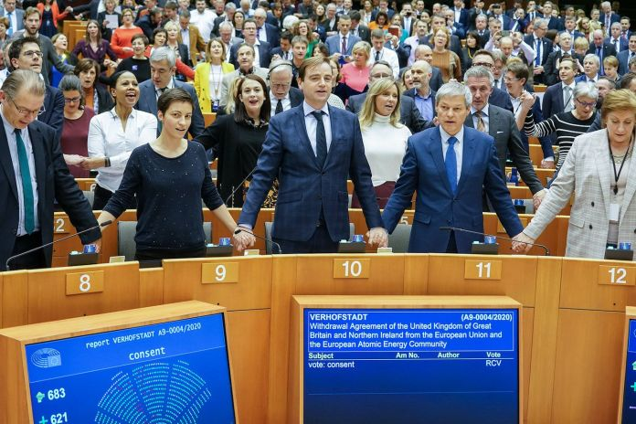 EUROPA RUP – Brexit