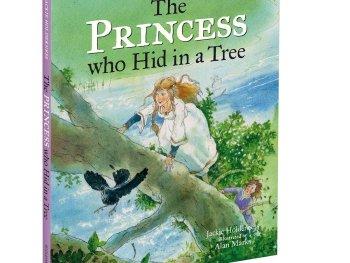 Author visit Jackie Holderness