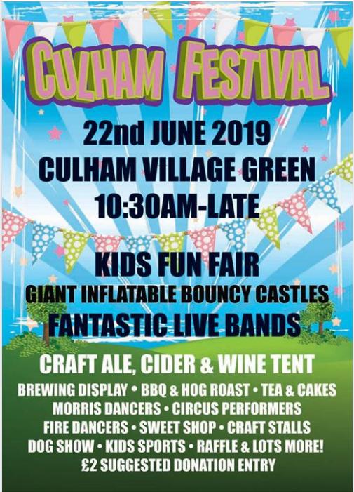 Culham Festival